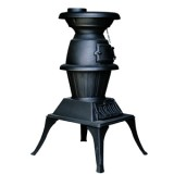 Nutley 4.0kw Multifuel Pot Belly Stove