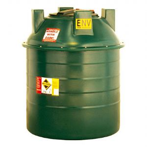 Harlequin 350 Litre Vertical Bunded Oil Tank