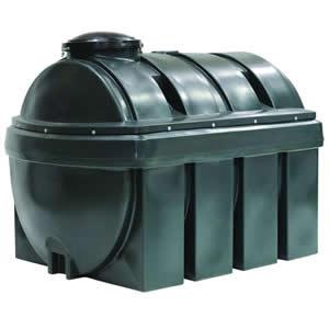 Envirostore 2500EHB Bunded Oil Tank