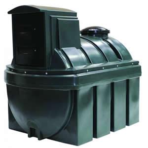 Envirostore 2500EHFD Fuel Dispenser
