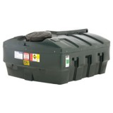 Harlequin 1200 Litre Low Profile Bunded Oil Tank