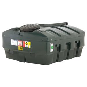 Harlequin 1200 Litre Low Profile Bunded Oil Tank
