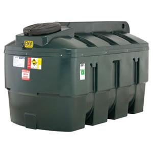 Harlequin 2000 Litre Bunded Oil Tank