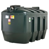 Harlequin 3500 Litre Bunded Oil Tank