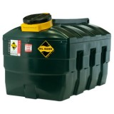 Harlequin ORB2500 Bunded Waste Oil Tank