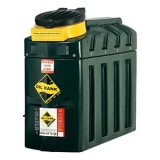 Harlequin ORB650 Bunded Waste Oil Tank