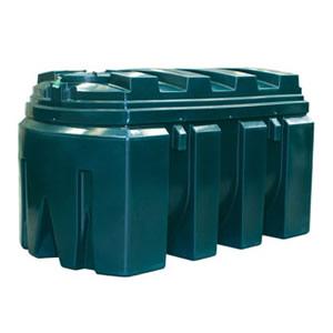Titan ES1800 Ecosafe Bunded Oil Storage Tank
