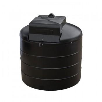 Tuffa 1400VBFP Fire Protected Oil Tank 1