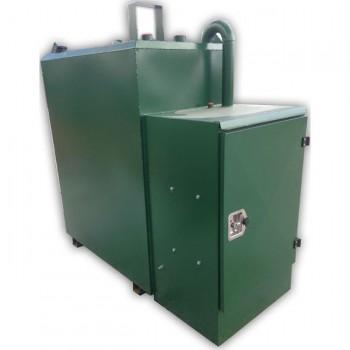 Harlequin TEB Dispensing Bunded Steel Fuel Tank 1